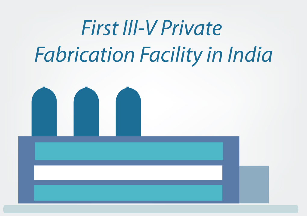 Powency First III-V Private Fabrication Facility in India
